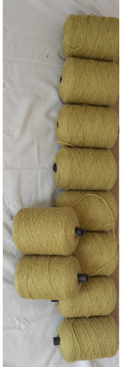 Coarse Yarn Autumn Camel