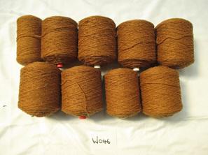 Coarse Yarn Ginger Crunch Brown