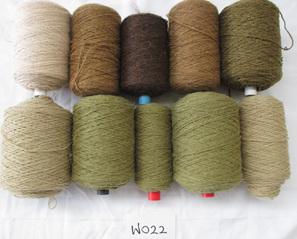 Coarse Yarn W022 Autumn Tones