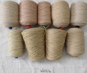 Coarse Yarn  W024 Cream Tone Colours