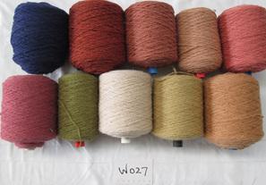 Coarse Yarn  W027  Assorted  Colours