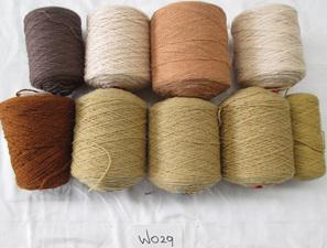 Coarse Yarn  W029  Beige Tone Colours