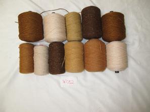 Coarse Yarn W052  Woodland Tones