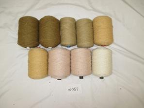 Coarse Yarn W057 Forest Floor Tones