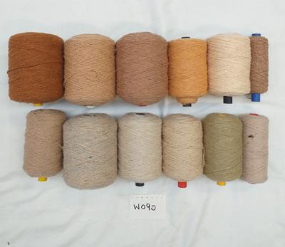 Coarse Yarn W090 Woodland Tones