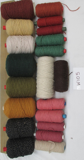 Coarse Yarn  W105 Assorted Colours