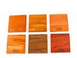 Coaster Sets - Mixed timbers