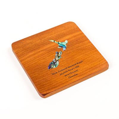 Coaster with Paua