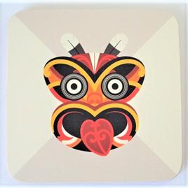 Coasters: Tribal Tiki