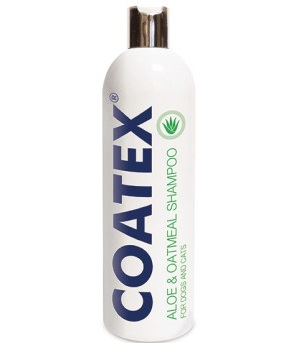 Coatex Aloe & Oat Shampoo