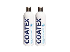 Coatex Medicated Shampoo