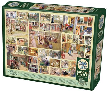 Cobble Hill 1000 Piece Jigsaw Puzzle: Carl Larsson
