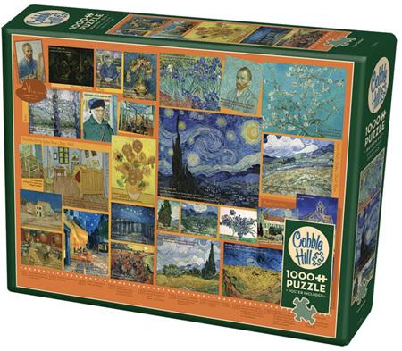 Cobble Hill 1000 Piece Jigsaw Puzzle: Van Gogh
