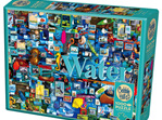 Cobble Hill 1000 piece jigsaw puzzle Water buy at www.puzzlesnz.co.nz