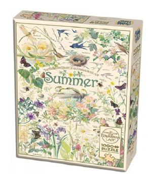 Cobble Hill 1000 Piece Jigsaw Puzzle: Summer