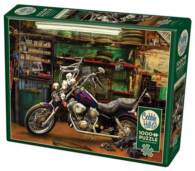Cobble Hill 1000 Pieces Jigsaw Puzzle: Chopper