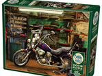 Cobble Hill 1000 Pieces Jigsaw Puzzle: Chopper buy at www.puzzlesnz.co.nz