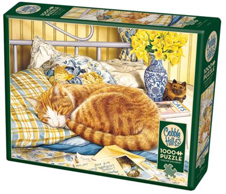 Cobble Hill 1000 Pieces Jigsaw Puzzle: Flora