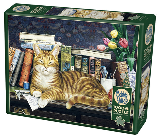 Cobble Hill 1000 Pieces Jigsaw Puzzle Marmaduke buy at www.puzzlesnz.co.nz