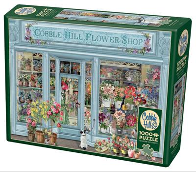 Cobble Hill 1000 Pieces Jigsaw Puzzle: Parisian Flowers