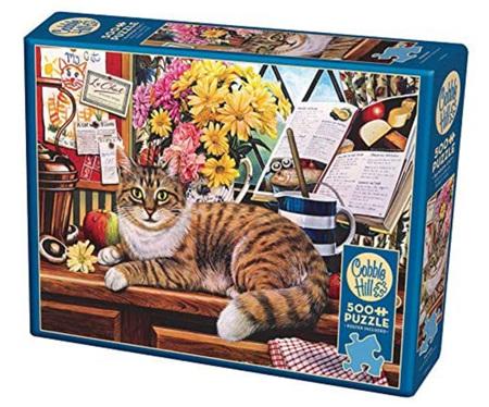 Cobble Hill 500 Pieces Jigsaw Puzzle: Matilda