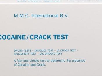 Cocaine/Crack Test