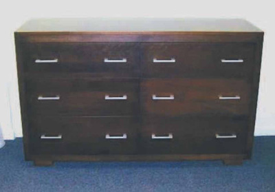 Coco Roma Drawer Lowboy Chest