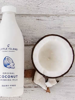 Coconut Drinking Milk - Original 1 L