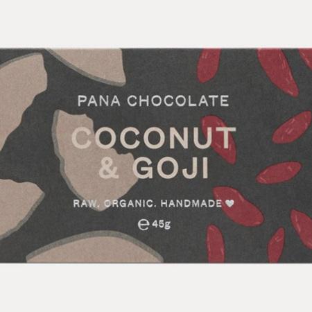 Coconut & Goji Bar
