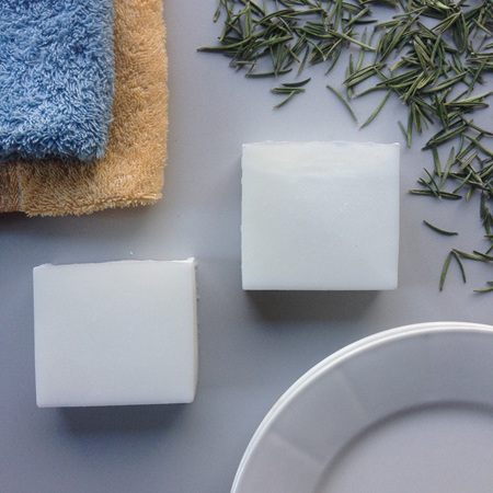 Coconut Oil Cleaning Bar (Solid Castile Soap)