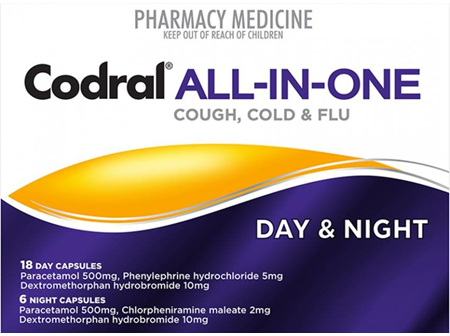 CODRAL All In One Day & Night 24