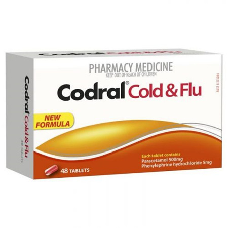Codral Cold & Flu