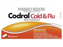 CODRAL PE Cold & Flu Tabs 48