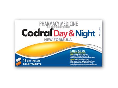 Codral PE Day & Night Tabs 24