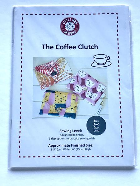 Coffee Clutch Pattern