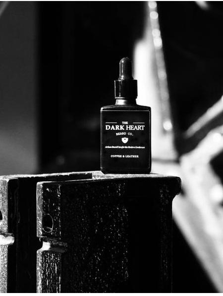 Coffee & Leather Beard Oil