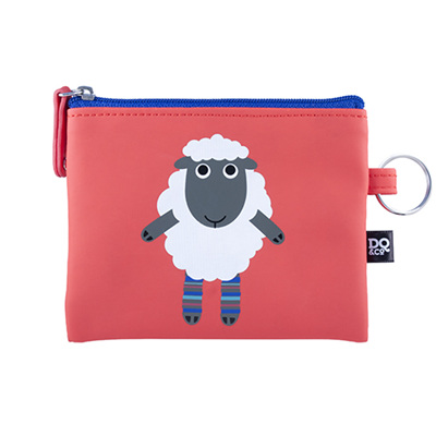 Coin Purse for Children: Sheep