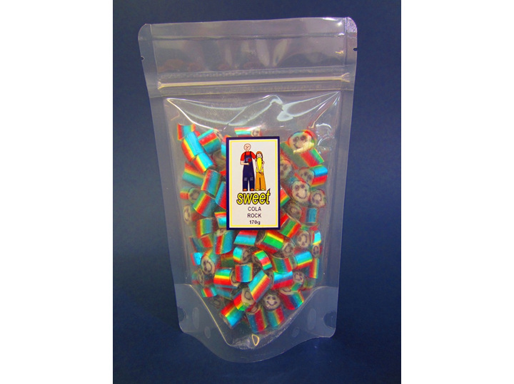 cola bag rock candy