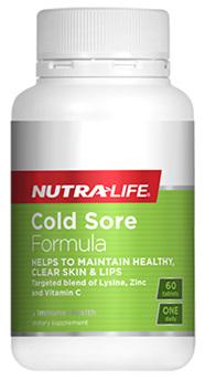 Cold Sore Formula - 60 Tabs