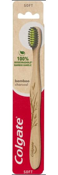 COLGATE BAMBOO CHARCOAL BRUSH 1PK