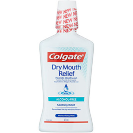 Colgate Dry Mouth Relief 473ml