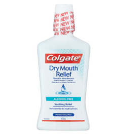 Colgate Dry Mouth Relief 473ml Mouthwash