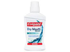 COLGATE Dry Mouth Relief Rinse473ml