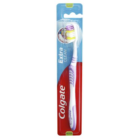 Colgate Extra Clean Medium Toothbrush Single Pack