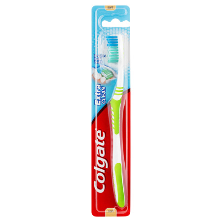 Colgate Extra Clean Soft Toothbrush Single Pack