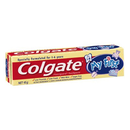 Colgate My First Toothpaste 45gm