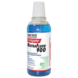 Colgate NeutraFluor 900 Weekly Mouth Rinse 473ml