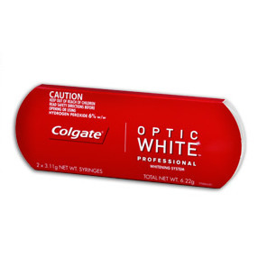 Colgate Optic White 6% Touch up Kit  2 Syringes