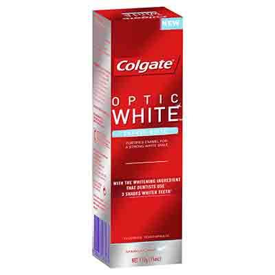 Colgate Optic White Enamel White Toothpaste 95gm