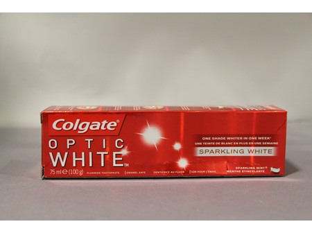 Colgate Optic White Tooth Paste  75ml